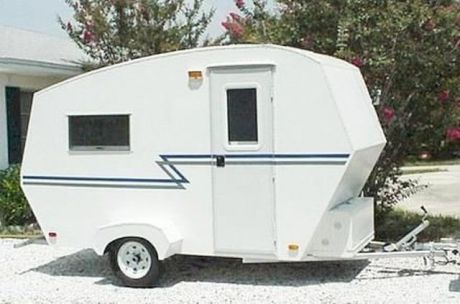 homebuilt travel trailer plans