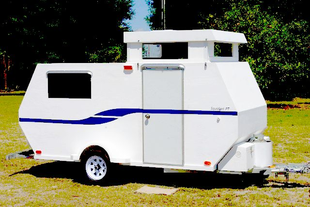 Wonderful  Teardrop Camper Trailer Plans Available Trailer Plans Teardrop Plans