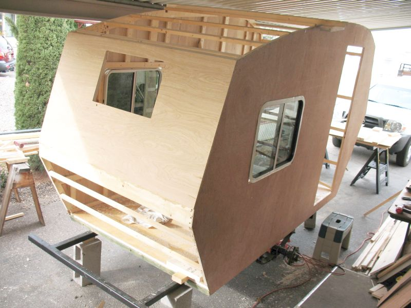 Excellent   Teardrop Campers Teardrop Trailer And Teardrop Trailer Interior